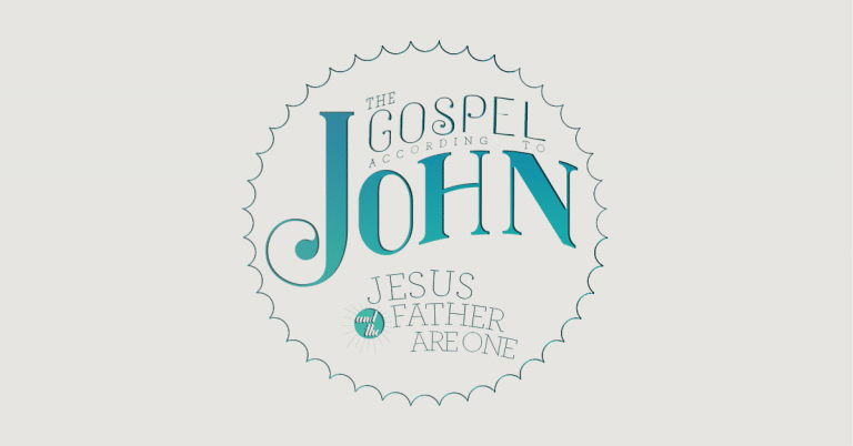 John 10:22-42 | I And The Father Are One