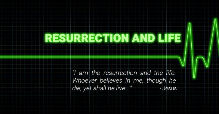 John 11:17-44 | Resurrection And The Life