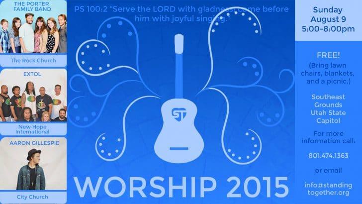 Worship 2015