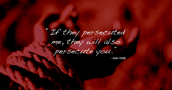 John 15:17-16:4 | If They Persecuted Me…