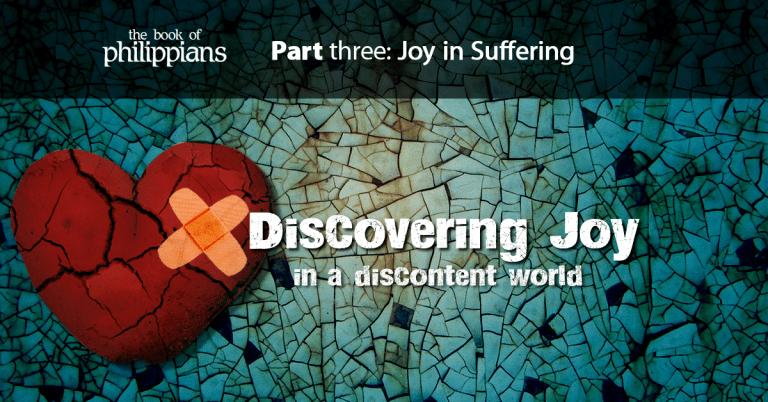 Philippians 1:12-18 | Joy in Suffering